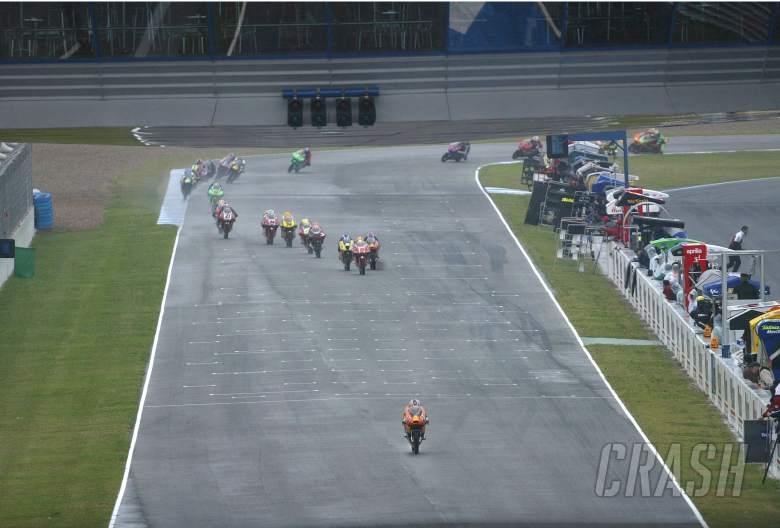 ,  - Stoner, Spanish 125GP, 2004