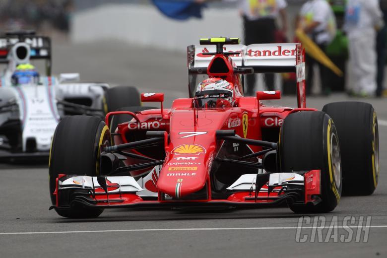 Kimi isn't really an 'Iceman', says Massa