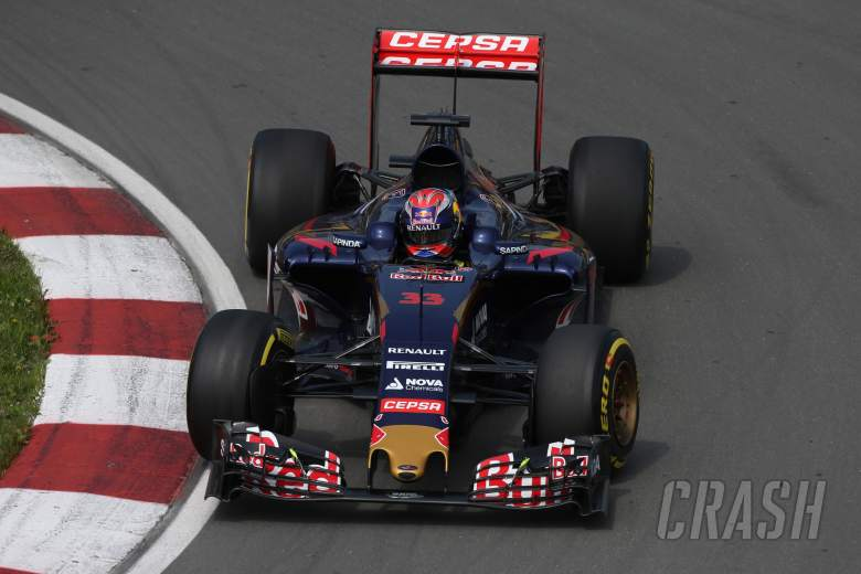 Verstappen: Toro Rosso best handling car after Mercedes