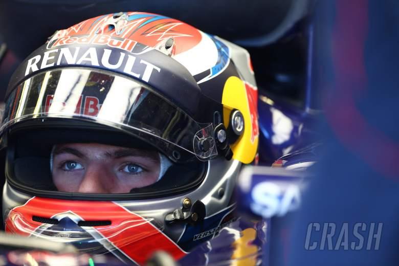 Young gun Verstappen ready for 'old school' Austria