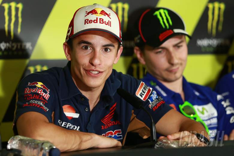 New exhaust for 'motivated, confident' Marquez
