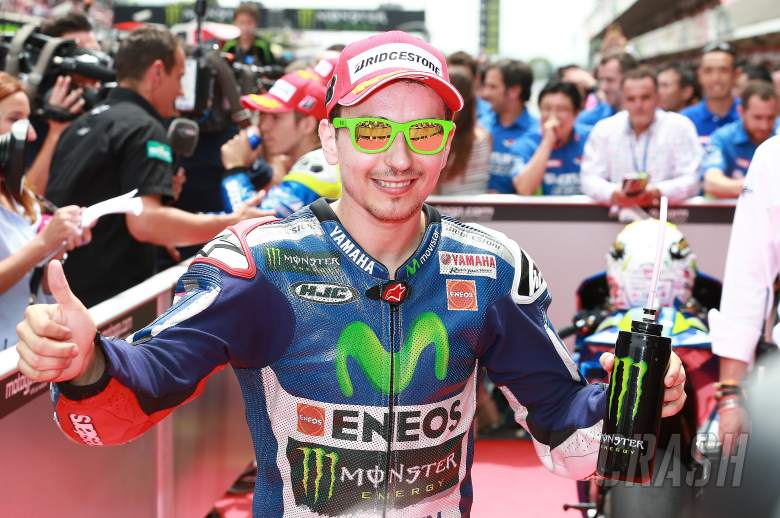 Lorenzo: Rossi is a Sunday rider...