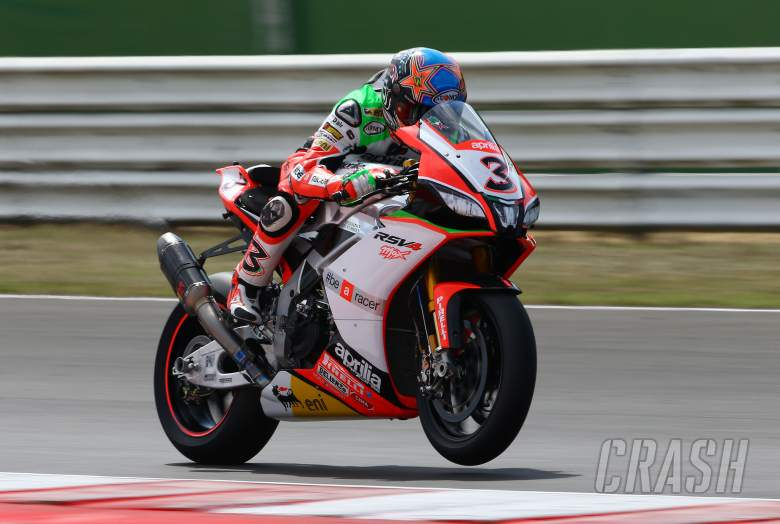 Biaggi: A great and unbelievable comeback!