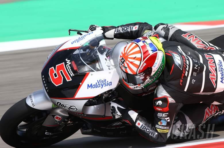 Moto2: Zarco smashes lap record to secure Assen pole