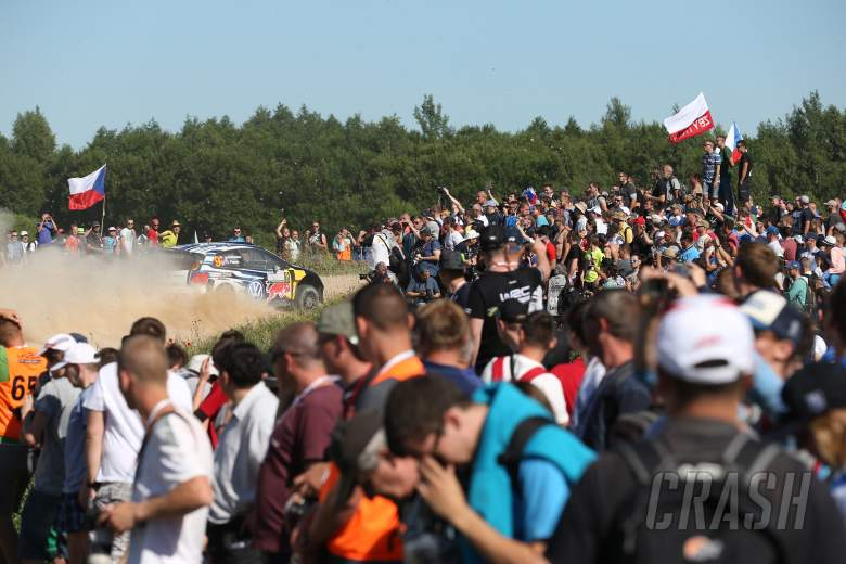 SS14 of Rally Poland cancelled
