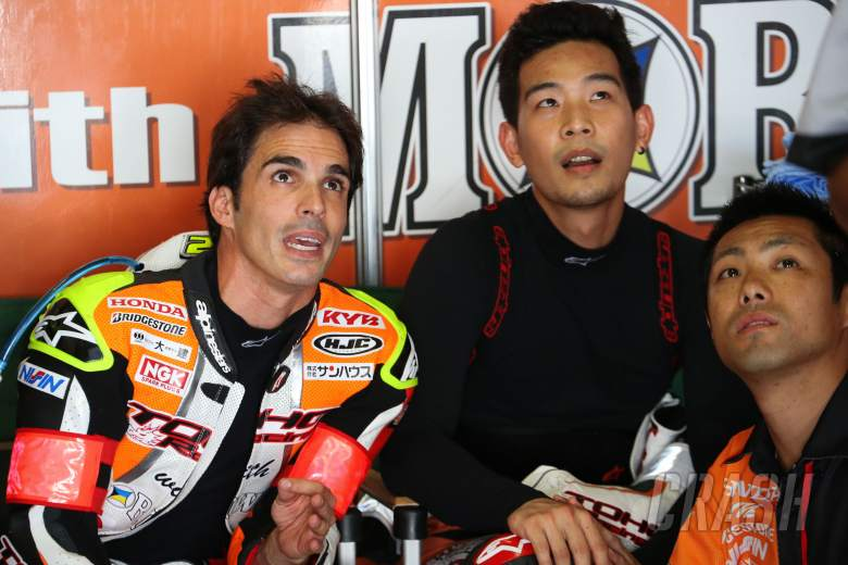 Toni Elias gets MotoGP call-up