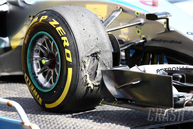 FIA 'satisfied', will consider Pirelli safety recommendations