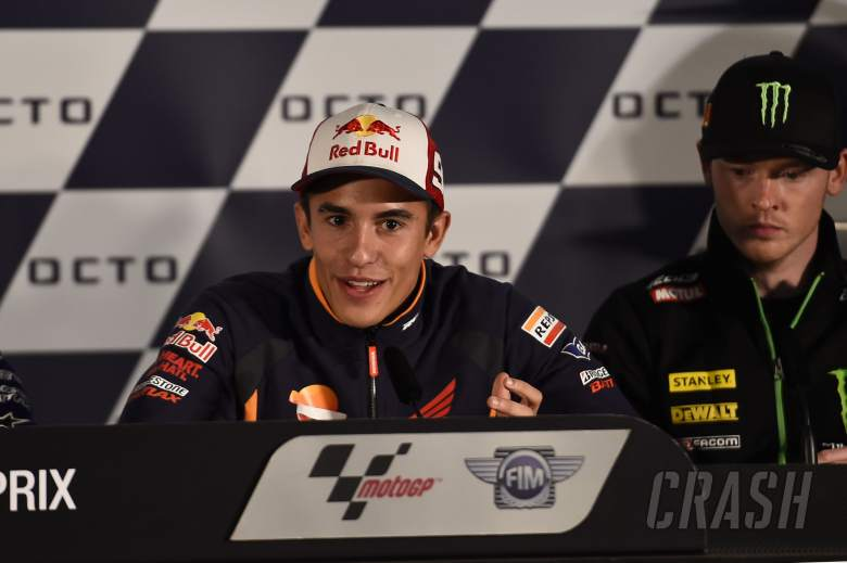Marquez 'changing riding style' as he works towards 2016