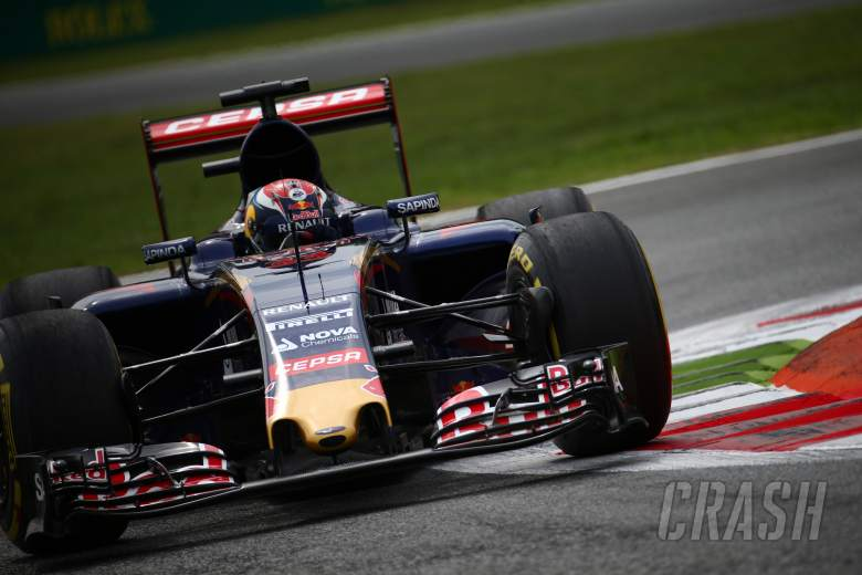 Verstappen handed drive-thru after engine cover rips off