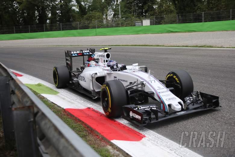 Williams begins work on 2016 car