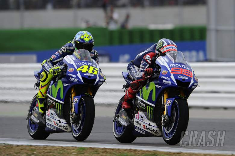 Rossi, Lorenzo: 'May your god be with you!'