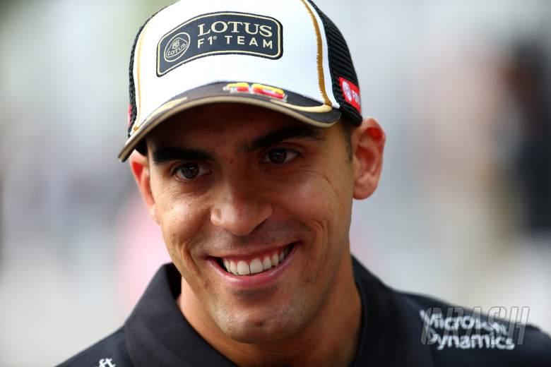 Maldonado confirmed with Lotus for F1 2016