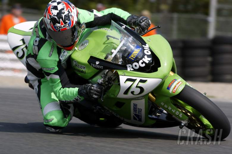 Glen Richards, Hawk Kawasaki ZX10R