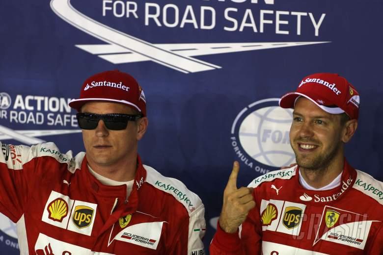 Raikkonen will observe team orders to help Vettel