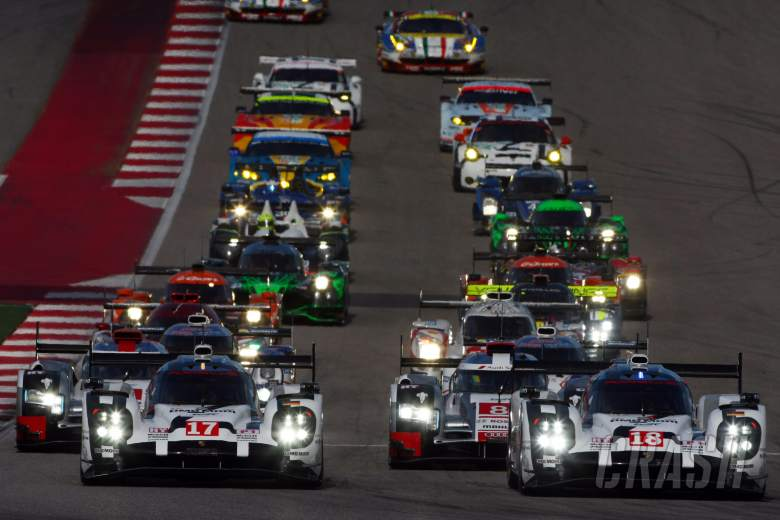 WEC: 2016 World Endurance Championship entry list