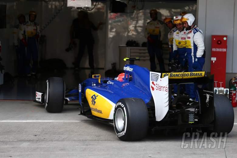 Nasr begins work with new Sauber engineer