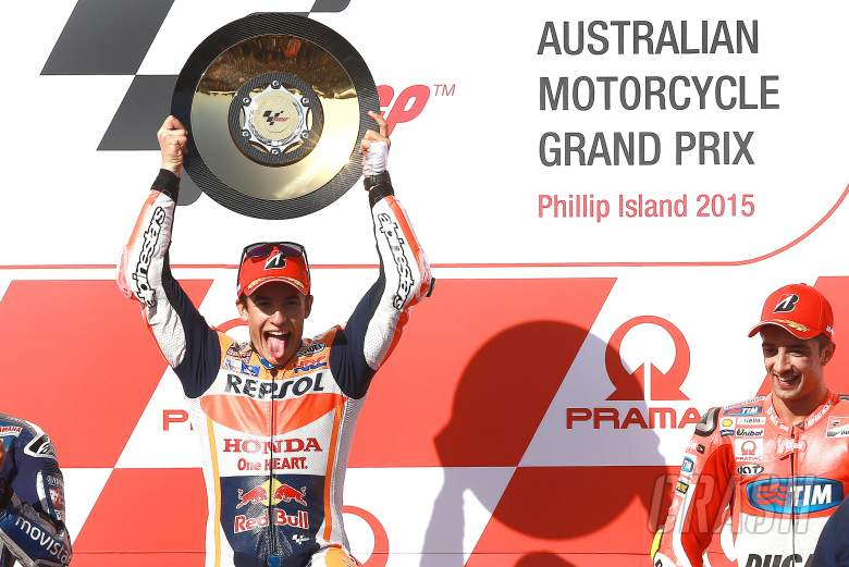 Marquez: This is a special victory