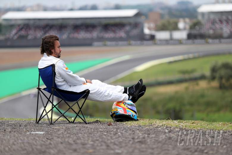 'Great years' lie ahead for Alonso - Dennis