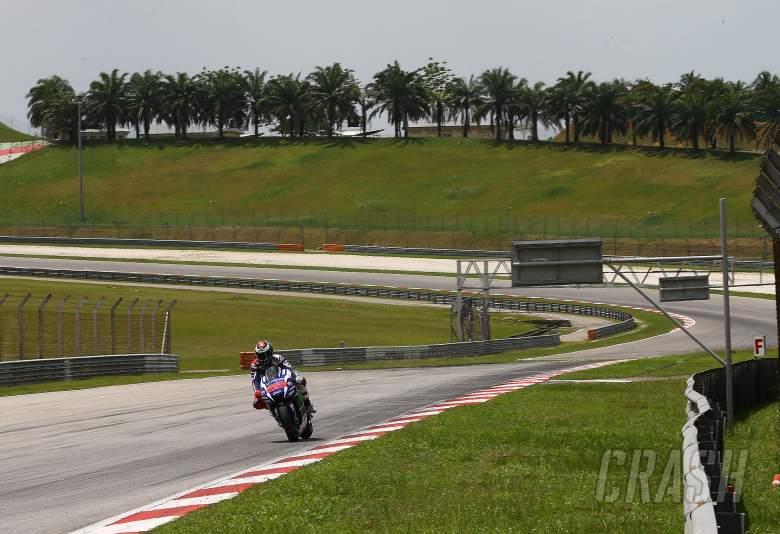 Sepang MotoGP Test: Top 50 laps