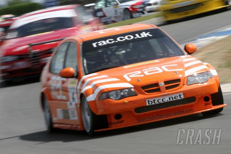 Colin Turkington (GBR), WSR Team RAC MG