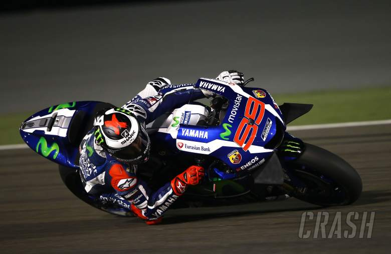 Lorenzo vows to come out fighting in Doha