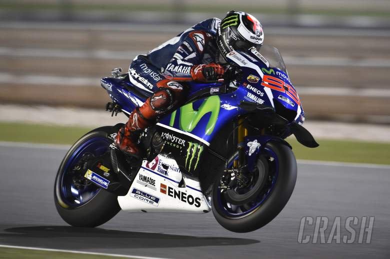 Friday pace catches Lorenzo by surprise