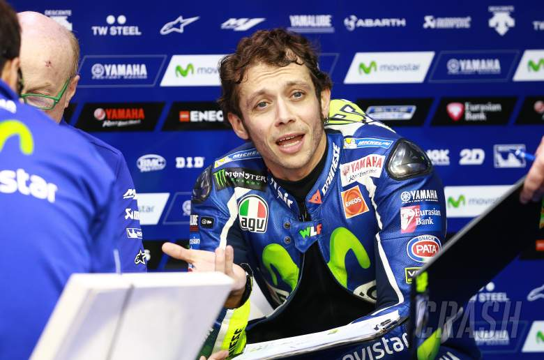 Rossi, Lorenzo: 'What you f**king want?'