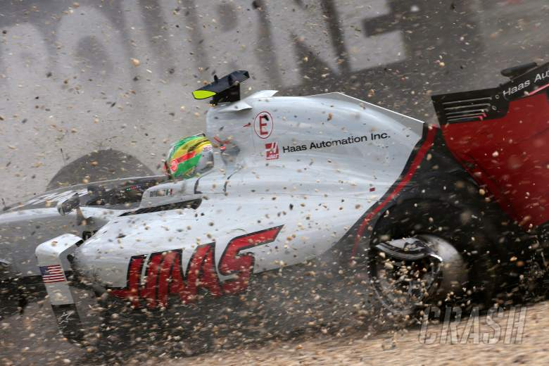 Haas to build up spare for Gutierrez