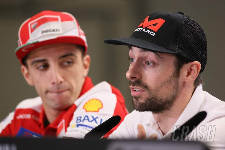 Laverty: Iannone has no respect for anybody