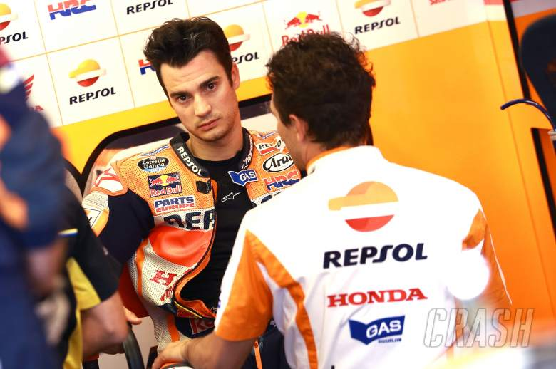Harder rear tyre structures behind Pedrosa's problems