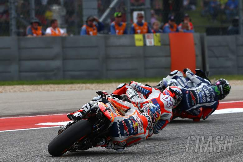 Pedrosa: It's lucky I don't have wings...