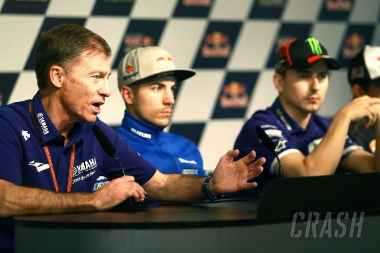 Yamaha: Why Lorenzo won't test twice for Ducati