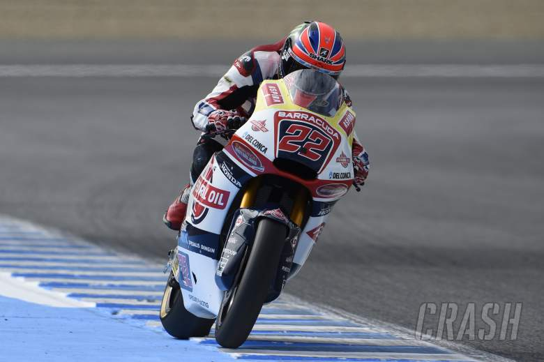 Moto2: Lowes on fire for pole in Spain