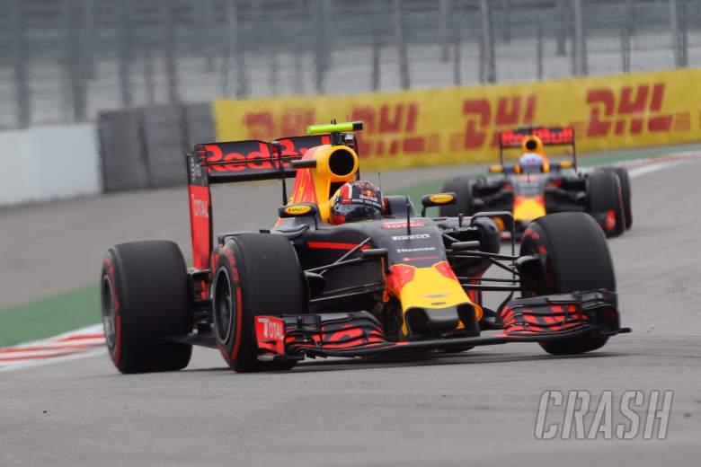 Horner: Verstappen, Ricciardo strongest pairing for future