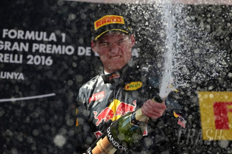 Verstappen win 'sprinkles a bit of magic on sport' - Wolff