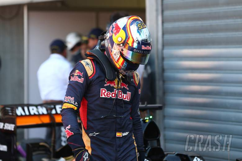 Sainz also suffers pit stop errors, loses 'top five'
