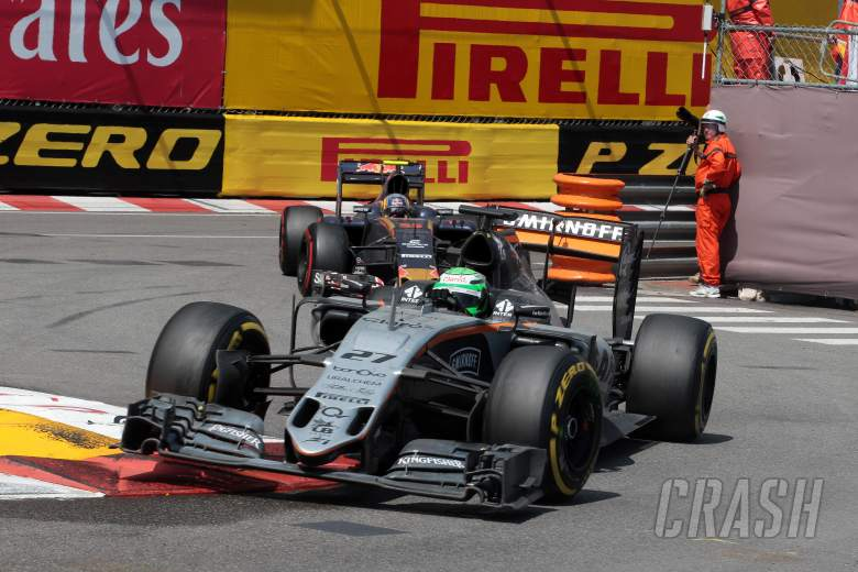 Force India to review Hulkenberg strategy after Monaco miss