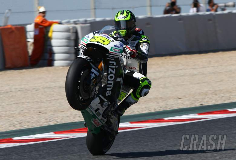 Crutchlow: Honda thought we'd cut the chicane!