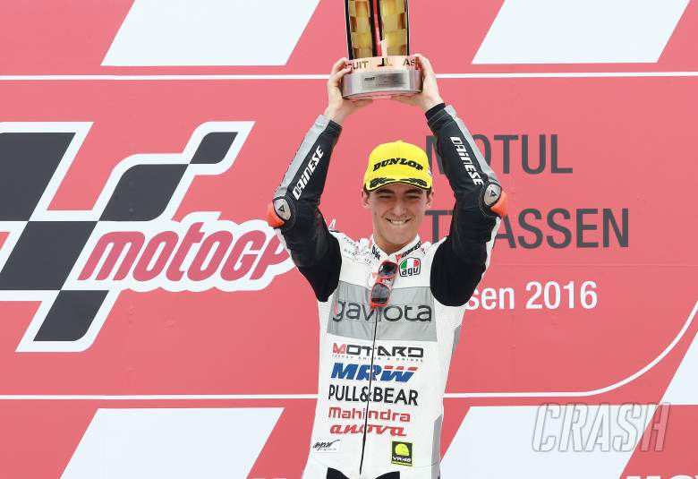 Moto3: Bagnaia boosted by new Mahindra gearbox