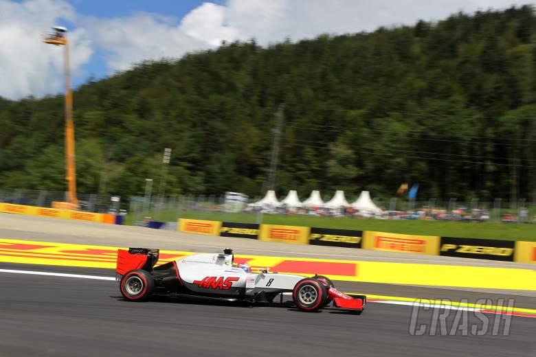 Grosjean: I didn't fear similar tyre failure to Vettel's