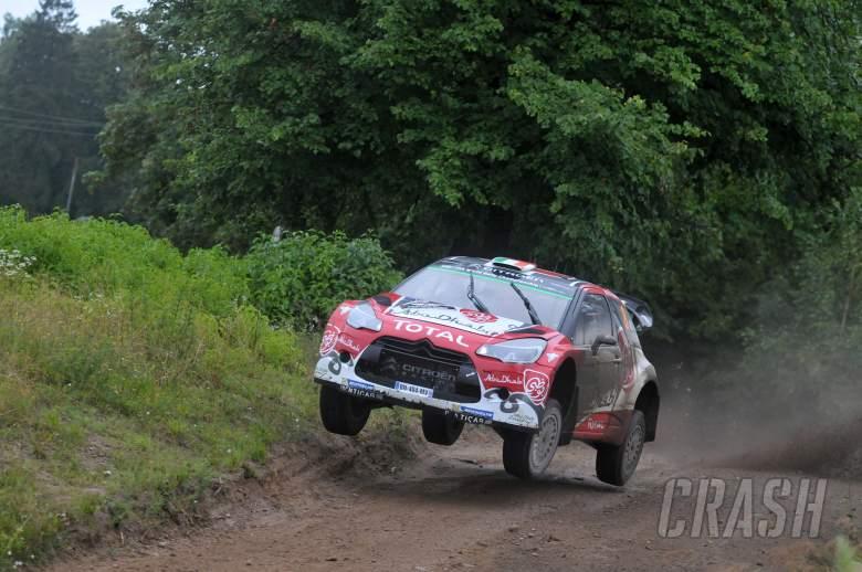 Citroen pair scamper through Rally Poland