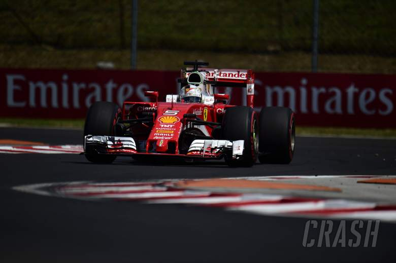 Vettel: It's a shame the bumps are gone...
