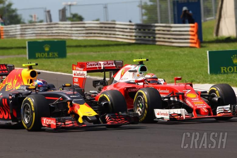 Red Bull form increasing pressure on Ferrari