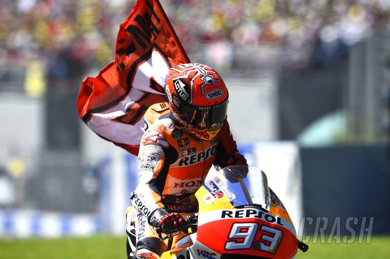 Marquez: Our opponents are Yamaha, but...