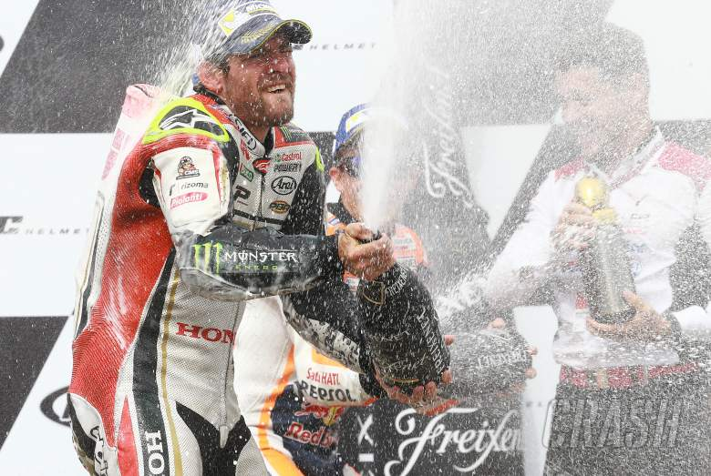 Crutchlow: The best feeling in the world