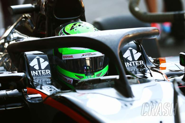 Halo hailed by drivers after 'Eau Rouge test'