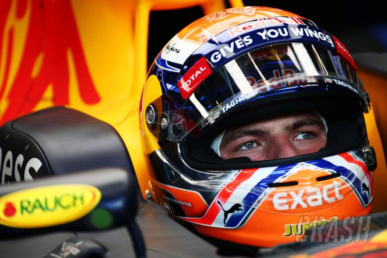 Another 'youngest' record falls to front row Verstappen