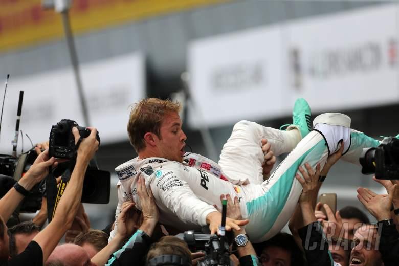 Rosberg revels in 'unbelievable' first Monza win