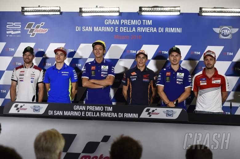 MotoGP: 7 races, 7 different winners