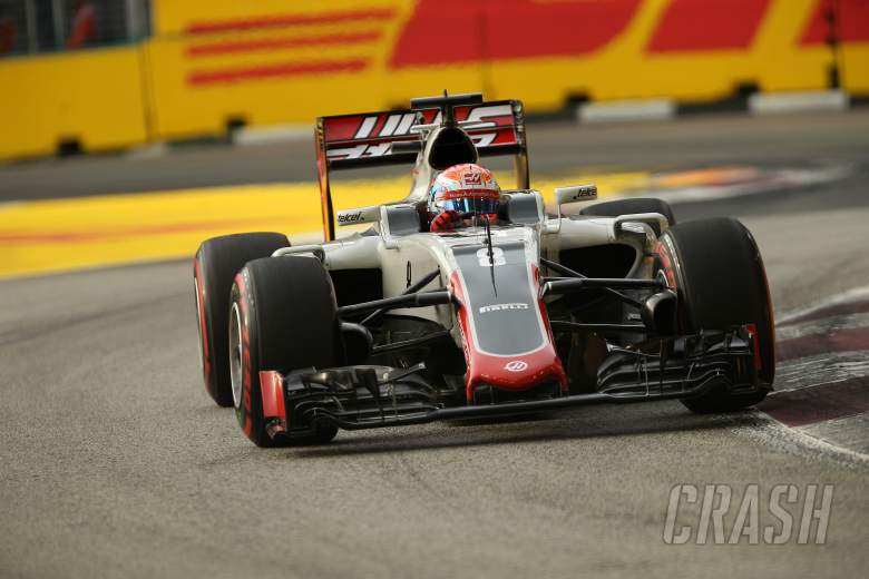 'Confidence close to zero' as Grosjean crashes again